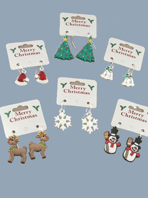 Christmas / Christmas earrings