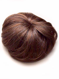 Bun / Imitation Brown Hair Bun.