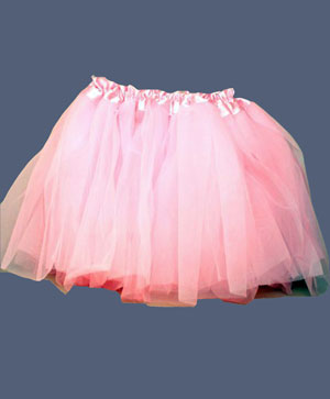 Tutu / Pink net child size Tutu
