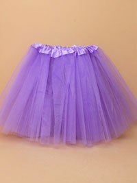 Tutu / Lilac net child size Tutu.