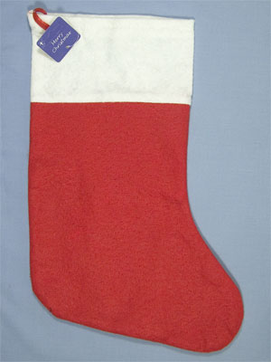 Xmas / Christmas Stocking.
