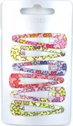 Sleepies / 6pk Floral pattern 5cm