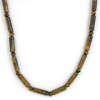 NECKLET, TIGER EYE