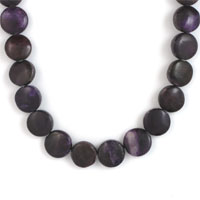 NECKLET, PURPLE MATRIX